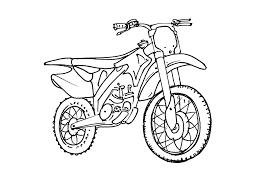 Dessins Coloriage Moto Cross Imprimer Voir Le Dessin Quad