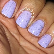 Alexis #Beautiful #Borgia #FLAKE #Job #purple jelly nails #Shimmer ...