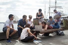airbnb sydney office sylvain garcia portfolio the loop airbnb sydney office