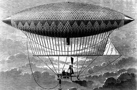 Airships Designed For Greatness French Airships