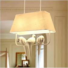 bird lamp shades hot led resin bird fabric art chandelier lights cloth lamp hot bird lamp shades