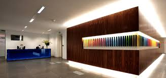 Modern Office Interior Design Of Stenham London UK