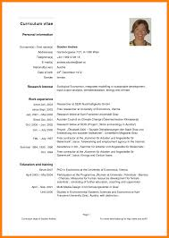 Resume Cover Letter Example For Job Application Business