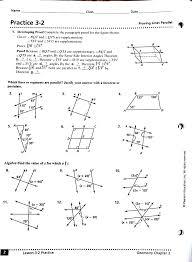 free high school geometry worksheets