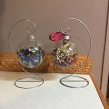 Bauble Display Stand easter egg holder christmas bauble metal stand baubles hanger 4