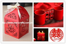 Small Picture Chinese New Year Decoration 2017 Return Gift Red Laser Cut Double