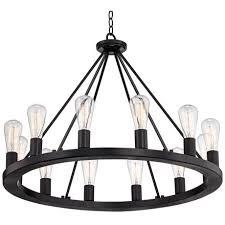 399 99 world market round 12 light edison bulb chandelier