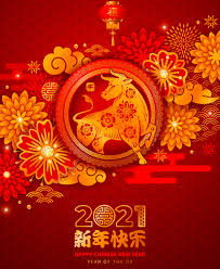 Chinese new year 2021 year of the bull. Lunar New Year 2021 Neptune Shipping Agency