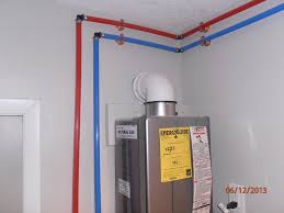 tankless gas water heater rinnai in closet internachi inspection intended for installation prepare 8