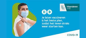 Laat je vaccineren - Eerstelijnszone
