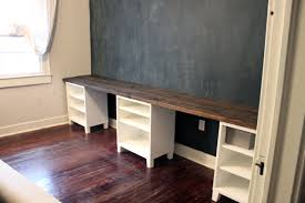 double desks for home office. Top Boards Attached 2 Brighter1 Double Desks For Home Office G