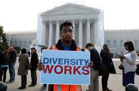 affirmative action is here to stay view
