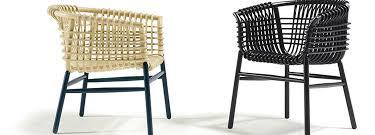 modern rattan furniture. Tradition Meets Modern: Rattan Chair By Cappellini Modern Furniture