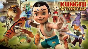 Sự Khởi Nguồn 12 Con Giáp - Kung Fu Masters Of The Zodiac: Origins Of The  Twelve