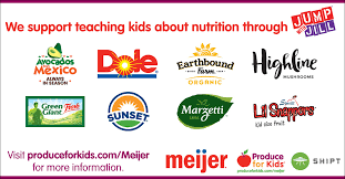 Celebrate Family Meals Month With Meijer Produce For Kids