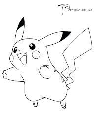 ng pages baby kids on page free printable pikachu coloring game