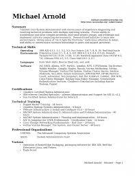 Download Linux System Engineer Sample Resume