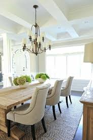 chandelier size for dining room dining room table chandelier design tip how to pick the perfect