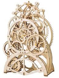 <b>Конструктор DIY House</b> Маятниковые часы с механическим ...