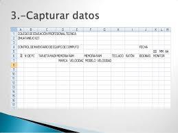 Inventario Excel Excel Practica 06 Control De Inventario De Laboratorio