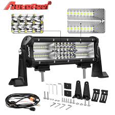 Autofeel Led Light Bar Cheap Wiring Driving Lights To High Beam Find Wiring