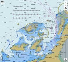 Noaa Charts Australia Australia Western Australia Dampier Marine Chart