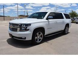 Summit White Chevrolet Suburban in Odessa, TX - 1GNSCJKC0HR205877