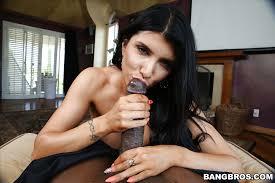 Hot brunettes black dick pics