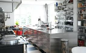 stainless steel kitchen shelves decoration floating transitional new intended for 9 from l98