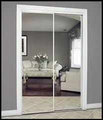 image mirrored closet door. do i take out or leave the mirrored closet doors in entryway image door