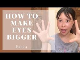 you how to make your eyes bigger without makeup
