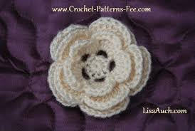 Easy Crochet Flower Patterns Free Amazing Free Patterns] 48 Quick And Easy Crochet Flower Patterns Pinterest