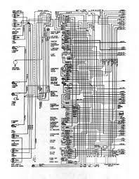 dodge charger wiring body and instrument panel wiring diagram 1966