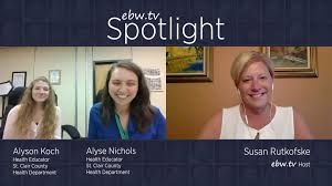 ebw.tv - Health Educators Alyson Koch and Alyse Nichols... | Facebook