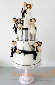 Cake Desserts Themed Wedding Cakes Golf Cake Toppers Sea Country