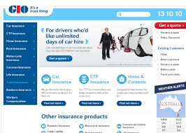 gio insurance limited car insurance ctp insurance home insurance business insurance life and personal insurance with gio australia australia