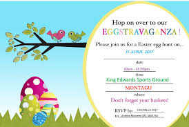 easter egg hunt template easter egg hunt events in montagu