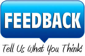 We Want To Hear From You - Leave Your Feedback Below!