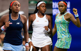 Coco Gauff's New Balance gear in breakthrough 2019 season ...