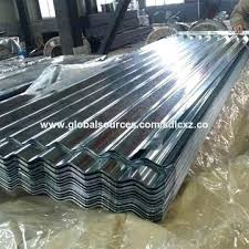 steel china galvanized corrugated sheet in coil with regular spangle culvert pipe where to metal roofing