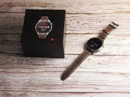 Review of Huawei Watch 3 Pro ...