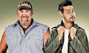 Kleinhans Seating Chart Larry The Cable Guy And John Crist