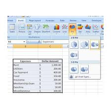 create a pie chart in excel pie of pie charts in excel 2007 how to break out small groups of