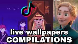 Live wallpapers tiktok compilation ...