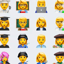 Resultado de imagen para emojis de whatsapp personas png