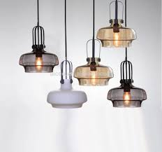 hand n glass pendant lights multiple drop ceiling