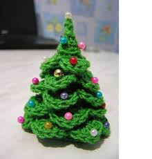 Free Crochet Christmas Tree Patterns Beauteous DIY Crocheted Christmas Tree FREE Crochet Pattern Tutorial