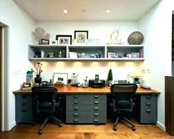dual desks home office. Interesting Home Dual Desk Home Office  Lovely  And Dual Desks Home Office D