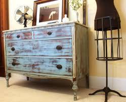 Distressed Wood Furniture Diy