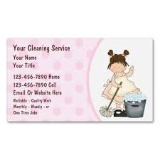 House Cleaning Business Cards Cleaning Business Cards Best